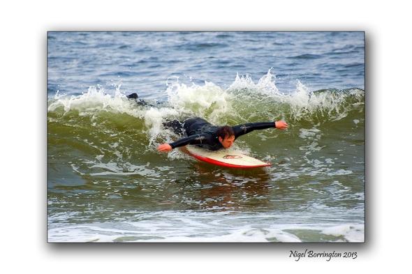 Bunmahon Beach Surfers 4