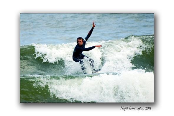 Bunmahon Beach Surfers 5