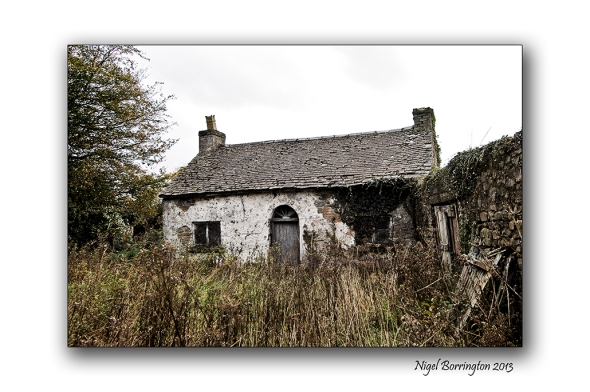 Old house Galtee Mountains 2