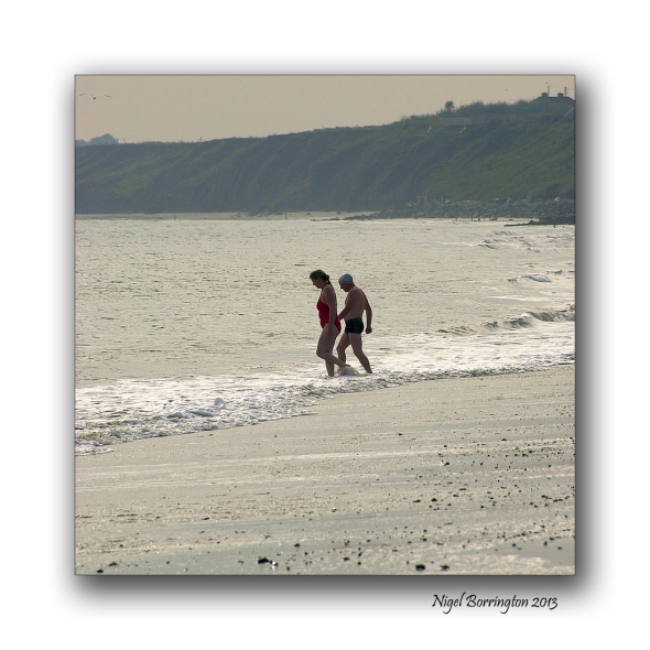 Rosslare on the beach 11