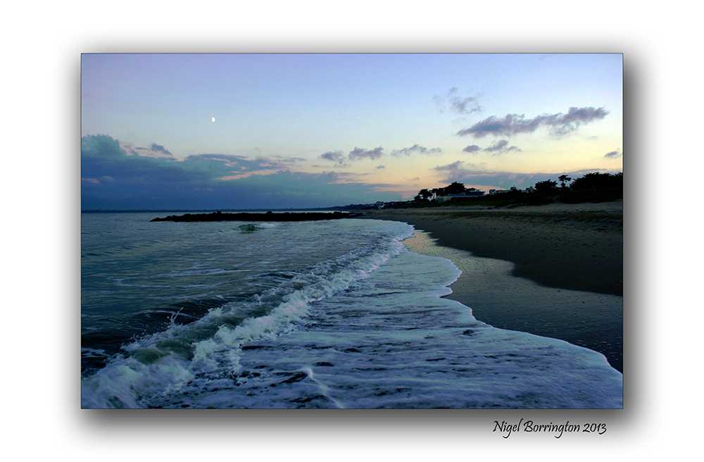 Rosslare on the beach 3