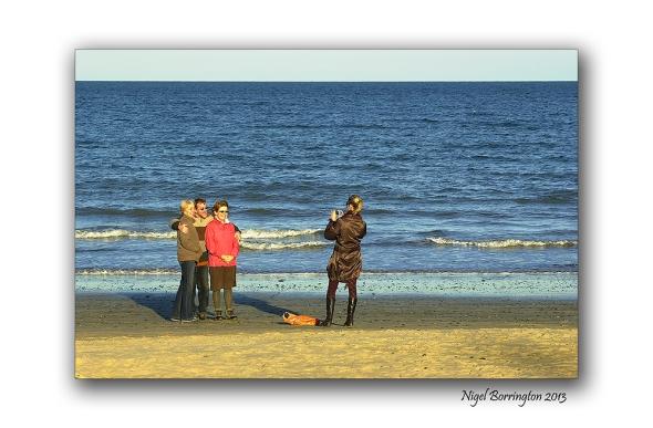 Rosslare on the beach 5