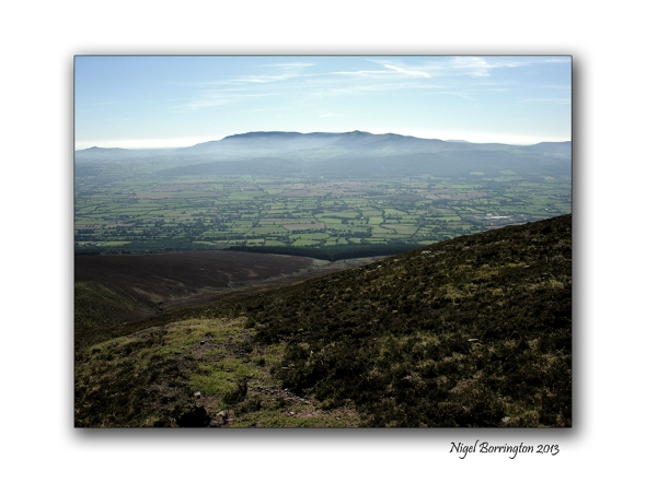Slievenamon views 1
