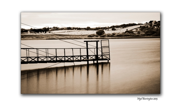 Derryhick lake slow shutter 1
