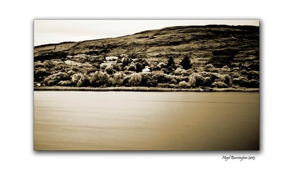 Derryhick lake slow shutter 2