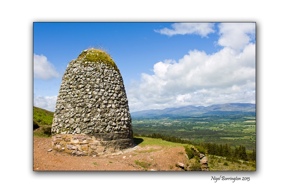 Grubb Monument the Vee county Tipperarys