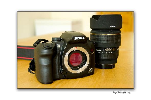 Sigma SD15 1