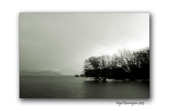 Sunday on Loch Lomand