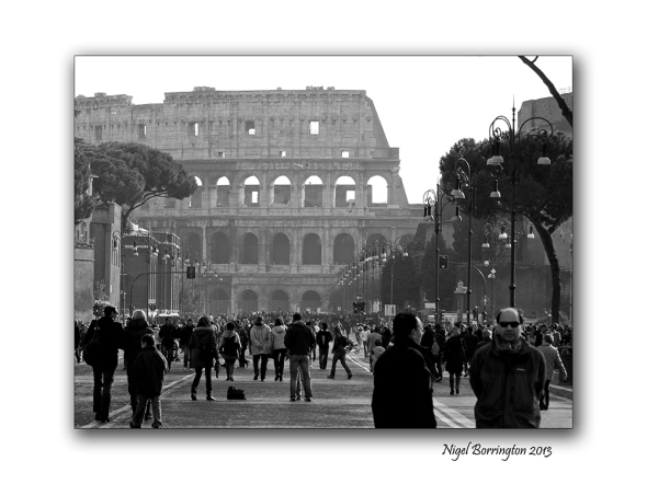 Christmas Shopping in Rome 3