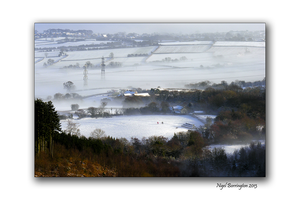 Memories of a winters day 3