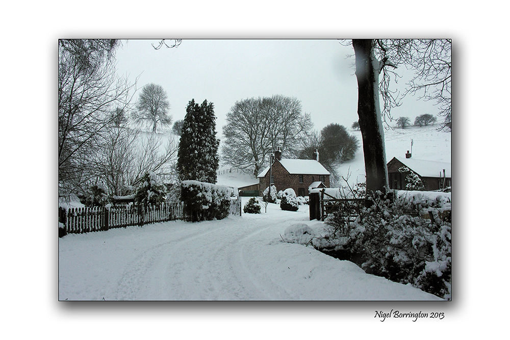 Memories of a winters day 6