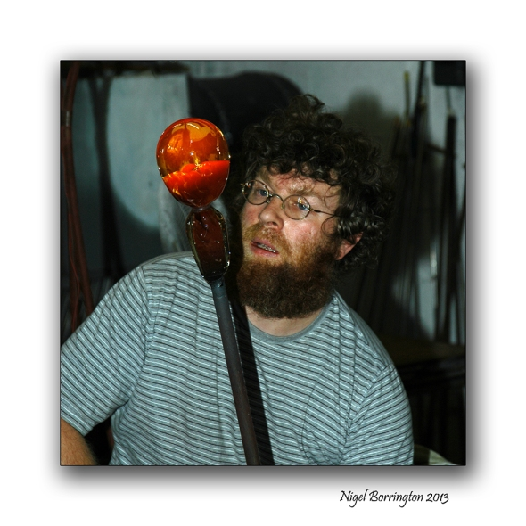 The Glass blower 2
