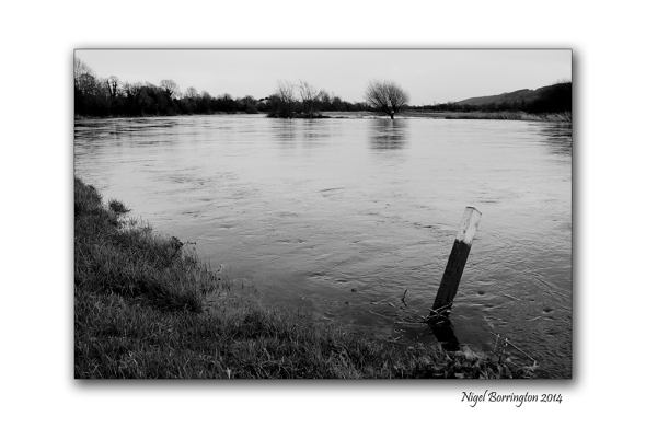 High river flow 12