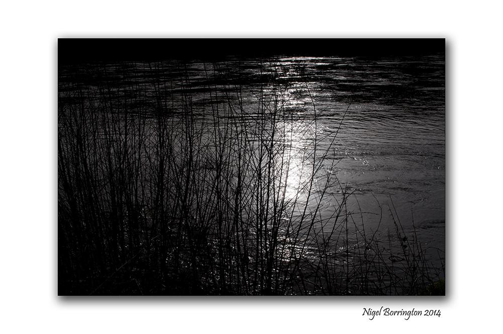 High river flow 7