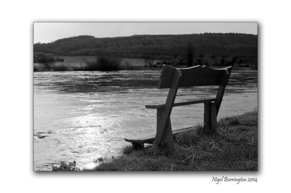 High river flow 9