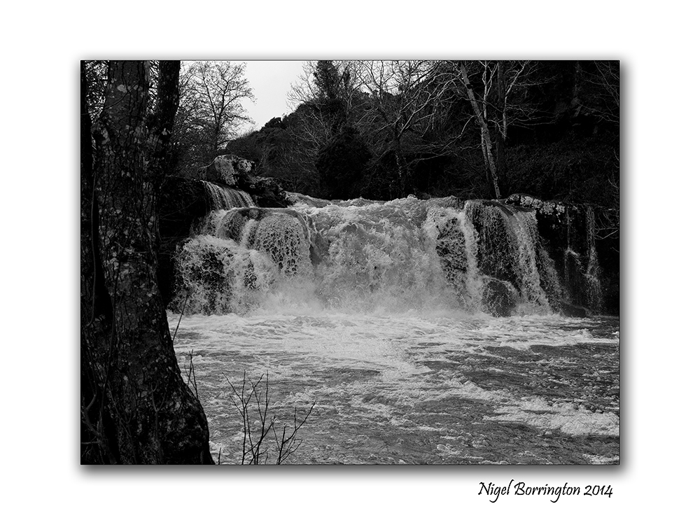 Monday Morning at the Waterfall 5
