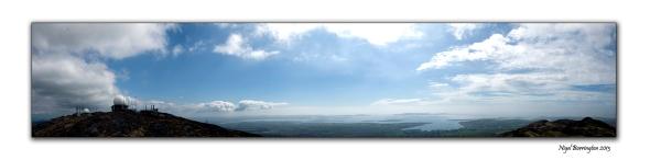Mount Gabriel_Panorama