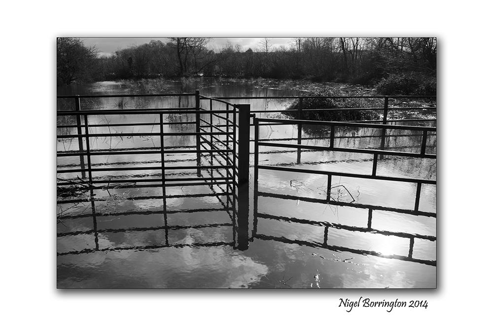 River Barrow KIlkenny in flood  Feb 2014 5