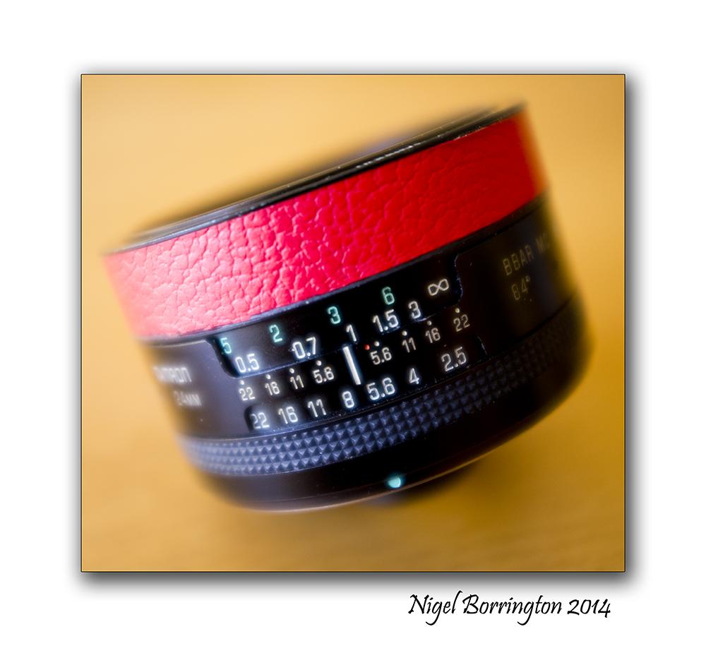 Two locks one lens 1