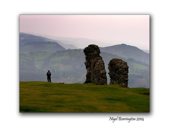 Castell Dinas Bran 2