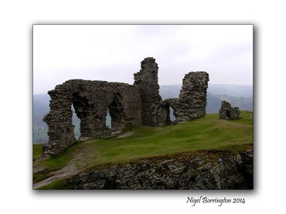 Castell Dinas Bran 3