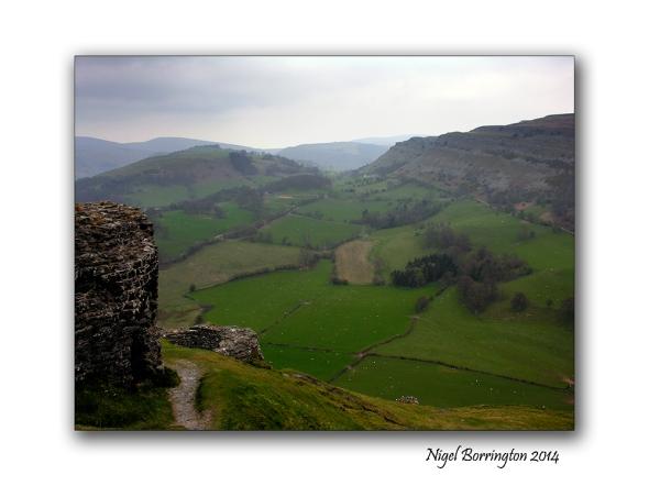Castell Dinas Bran 5