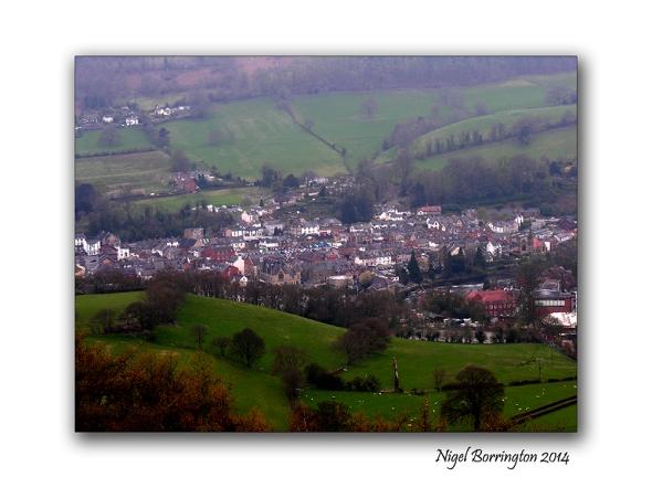 Castell Dinas Bran 7