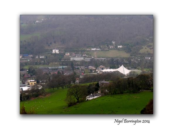 Castell Dinas Bran 8