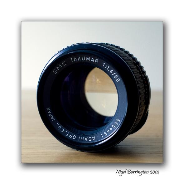 Pentax Takumar 50mm f1'4 1