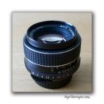 Pentax Takumar 50mm f1'4 3