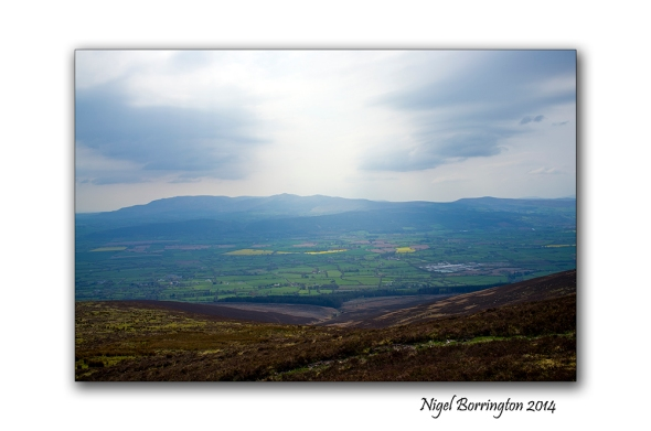 Easter Sunday on Slievenamon 03