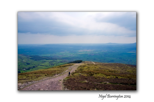Easter Sunday on Slievenamon 04