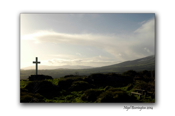 Easter Sunday on Slievenamon 08