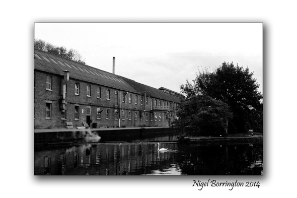 Grand union Canal harefield 01