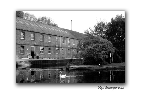 Grand union Canal harefield 02