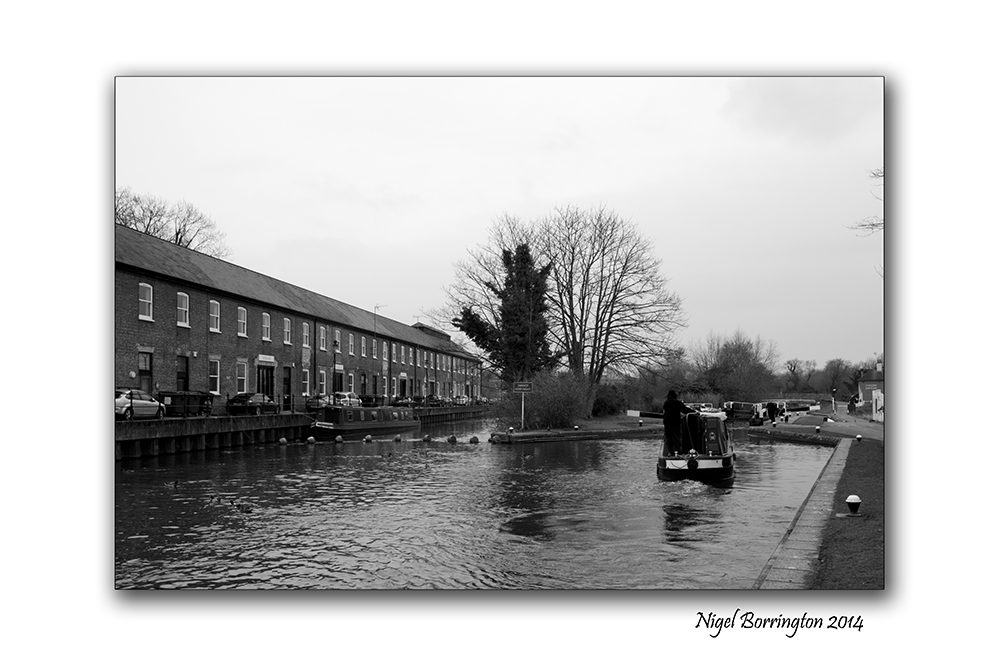 Grand union Canal harefield 04