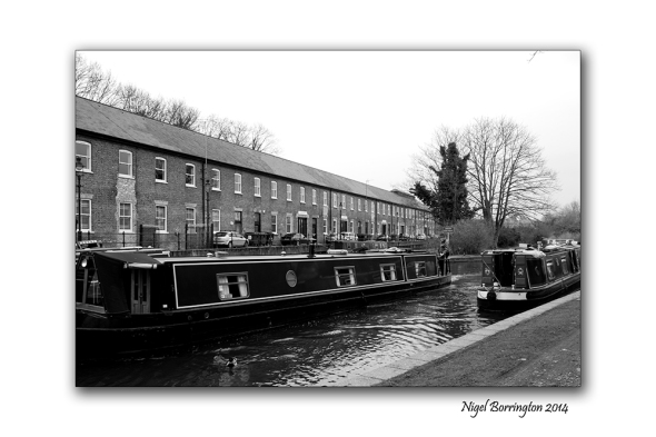 Grand union Canal harefield 05
