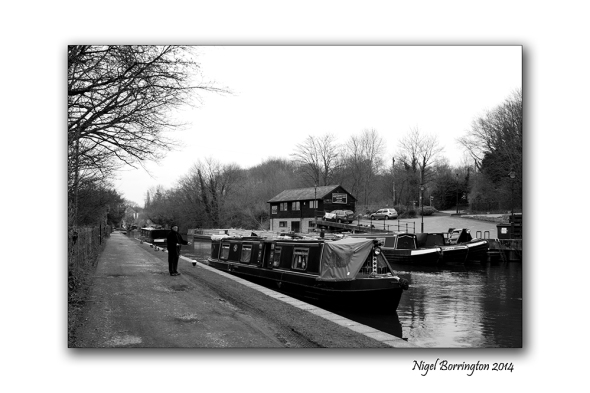 Grand union Canal harefield 07