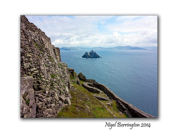 Skellig Michael and the Skellig islands Irish Landscape photography : Nigel Borrington