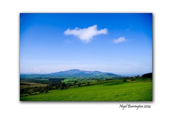 Slievenamon April 2014