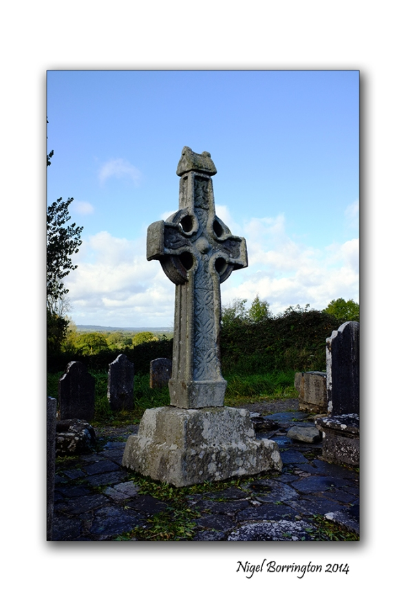 Killamery high cross 1
