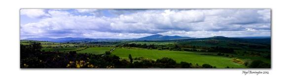 Slievenamon Panorama 1