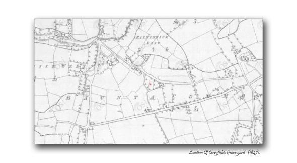 Callan Cherryfields map osi maps