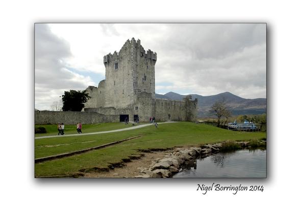 killarney castle 1