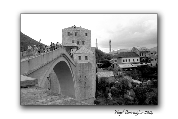 The Old Bridge of Mostar  Landscape photography : Nigel Borrington