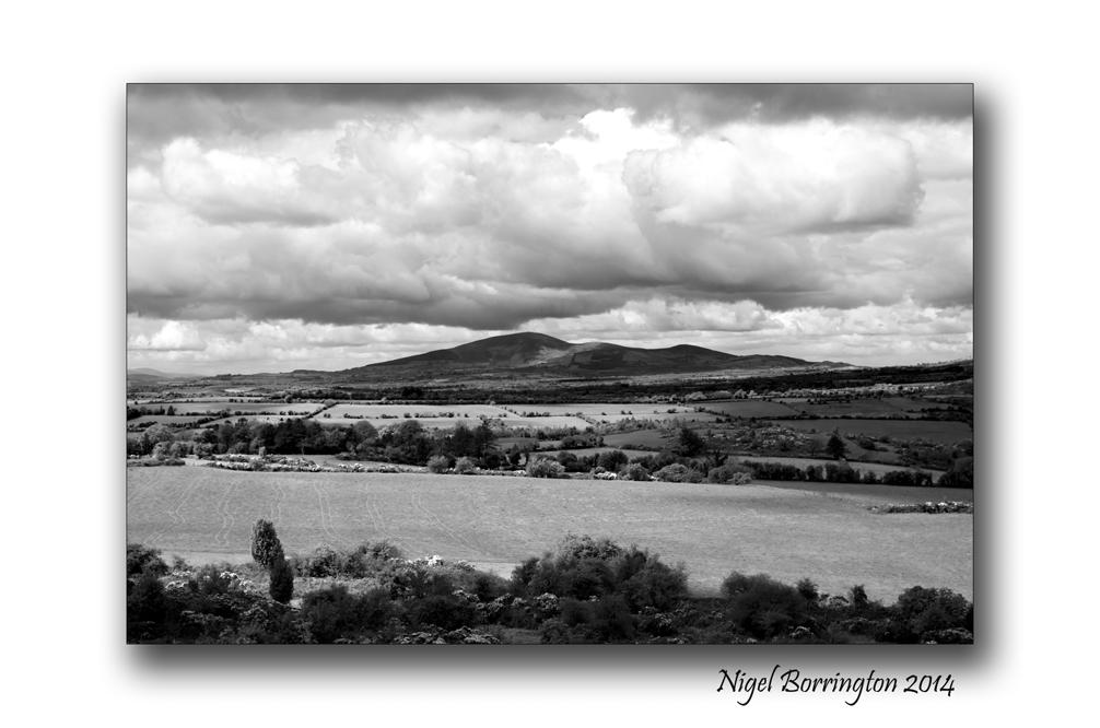 Black and white landscape 5