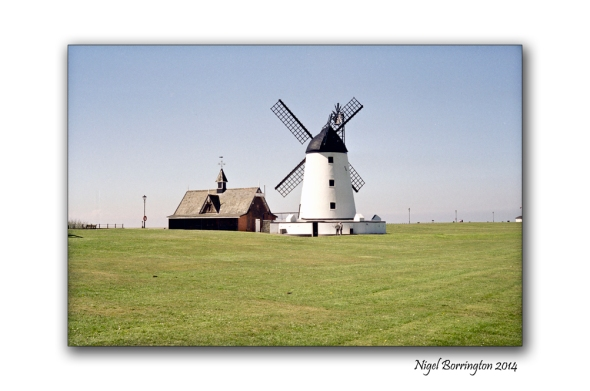 Lytham Windmill Museum Landscape photography : Nigel Borrington