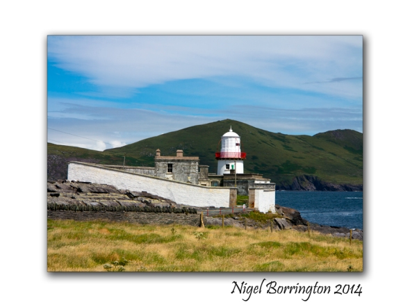 Valentia Island Lighthouse, County Kerry Landscape photography : Nigel Borrington