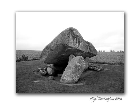 Brownshill Portal tomb 2