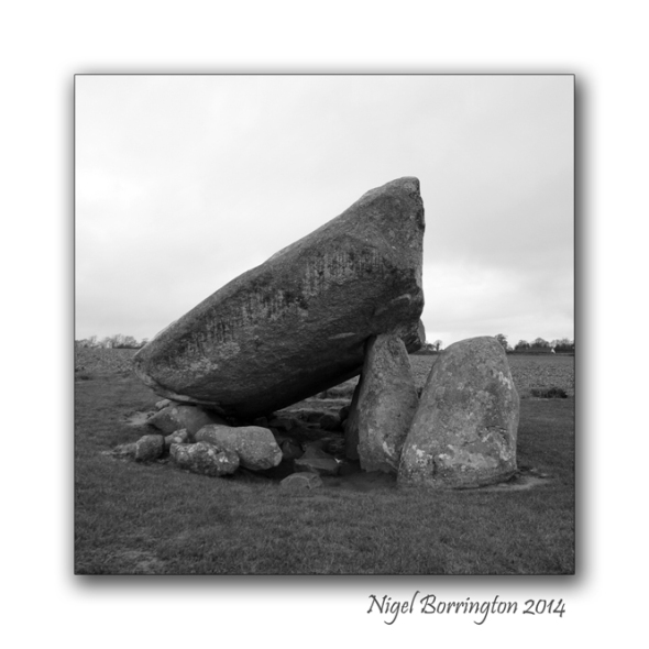 Brownshill Portal tomb 3